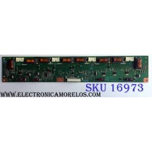 BACKLIGHT INVERTER / RCA 4H.V3278.001/A2 / V327-001 / 4H.V3278.001 / A2 / E217670 / PANEL HV320WXC-100 / MODELOS 32LA30RQD 1K18-32A30RD-C1 / VR-3235 TW-66201-B032B