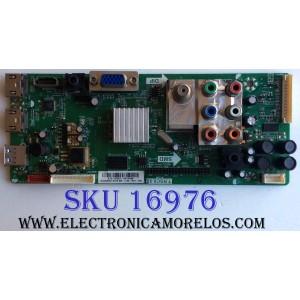 MAIN / COBY A12112823 / PLFC0205974 / LSC320AN01 / T.RSC8.92 / PANEL V390HJ1-XR01 / MODELO LEDTV3916