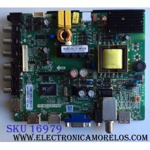 MAIN / FUENTE (COMBO) N13091345 / TP.MS3393.P86  / 82-2000015 / PANEL HV320WX2-201 / MODELO P32EA8 BO141E