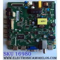 MAIN / FUENTE (COMBO) H15081493 / TP.MS3393T.PB758 / 34014441 / 2603 / 20150725_172202 / MODELO ELEFW328B LE-32GCL-B