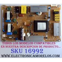 SUB FUENTE SAMSUNG BN44-00553A / IP-76190A / BN4400553A / PANEL FE650DSA-V3 / CY-FE650DSAV3H / MODELOS LH40PE / LH40DE / LH43PH / LH43PH / LH46PEC / LH49PHF / LH49PH / LH55DE / LH65MEB / LH75DMER / LH82DM / LH82DM / LH95MEC / MAS MODELOS EN DESCREIPCION