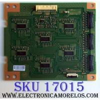 LED DRIVER / SONY 15ST024M-A01 / 15ST024M-A01(REV1.0) / PANEL YD5S650HTG01 / MODELO XBR-65X900C