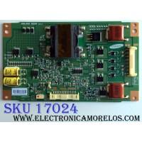 LED DRIVER / LJ97-00213A / 00213A / SSL400_3E2K / PANEL LTA430HW02-C02 / MODELO P43EWX