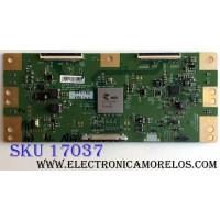 T-CON / SONY 6871L-4907B / 6870C-0704A / 4907B / PANEL V550QWSE09 / MODELO XBR-55X800E