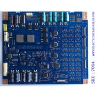 LED DRIVER / SONY 1-895-922-11 / 16STO64A-AB01 / 16STO64A-AB01 / 842754T / MODELOS XBR-55X930D / XBR-65X930D / XBR-65X935D / XBR-65X937D / PANEL YD6S650STN1