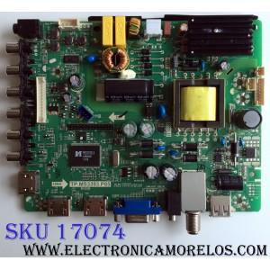 MAIN / FUENTE (COMBO) / APEX B13080246 V.1 / B13080246 / TP.MS3393.P85 / T320XVN02.9 / PANEL ST3151A05-5 / MODELO LE3245M