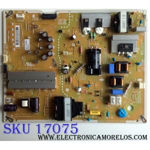 FUENTE DE PODER / LG EAY64210906 / 64210906 / EAX66754802 (1.3) / LGP43S-17UL6IT / PANEL LC430EQE (FH)(A1) / MODELOS 43UD79-B / 43UD79-BA AUSLMSN
