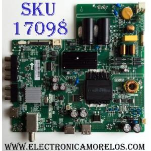 MAIN / FUENTE (COMBO) / LG H17081950 / TP.MS3553.PB765 / 32003752086 / 43LJ500M-UB / 320021030418005 / 9A84 20170720_170618 / PANEL BOEI430WU1 / MODELO 43LJ500M