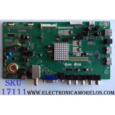 MAIN / FUENTE (COMBO) / WESTINGHOUSE B12104753 / T.RSC8.75B 12242 / T.RSC8.75B-37AIO.0.26-CS0T / E254215 / 33B12104753 / PANEL ST3651A01-1 VER.2.1 / MODELO UW37SC1W TW-71401-U037A