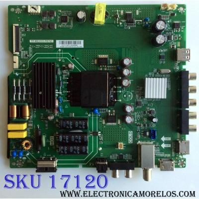 MAIN / FUENTE (COMBO) / VIZIO H17113271 / TP.MS3553.PB763 / H17113271-0A06350 / 3200418251 / 320021039901005 / 6725 20170720_142920 / 2025A001A0 / 2097A586C0 / PANEL BOEI430WU1 / MODELOS D43N-E4 / D43N-E4 LHBFVNKT