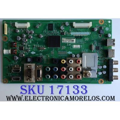 MAIN / LG EBT60953803 / EAX61358603(1) / EAX61358603 / PARTE SUSTITUTA EBT60953802 / PANEL PDP50T10000 / MODELOS 50PJ350-UB AUSLLUR / 50PJ350