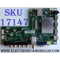 MAIN / BEST BUY / SHARP XECB01K029 / 756TXECB01K0290 / 715G6840-M01-000-004K / 756TXECB01K029 / XECB01K029020X / PANEL TPT500J1-HVN08 REV:S300B / MODELO LC-50LB261U
