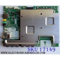 MAIN / LG OLED EBT64194409 / 64194409 / 63565401 / EAX66736206(1.0) / PANEL LC550LQD (GJ)(P9) / MODELOS OLED55C6P-U / OLED55C6P-U.AUSZLH