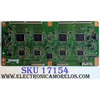 T-CON / SONY 55.65T12.C03 / 5565T12C03 / T650QVN01.0 / 65T12-C02 / PANEL SYV6531 / MODELO XBR-65X850A