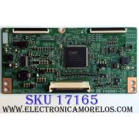 T-CON / SAMSUNG 35-D060329 / V460HK1-C01 / E88441 / PANEL LD460CGC-C3 / MODELO UN46D6000SFXZA CN03