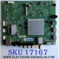MAIN / INSIGNIA XHCB01K054 / 715G8501-M01-B00-005T / XHCB01K054010X / PANEL TPT500U1-QVN03.U REV:S7B0G / MODELO NS-50DR620NA18