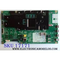 MAIN / LG OLED EBT65159803 / EAX676856038(1.1) / 8HEBT000-00KK / EAX676856038 (1.1) / PANEL LE550AQD (EL)(A3) / MODELO OLED55C8PUA.BUSWLJR