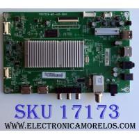 MAIN / BEST BUY / SHARP XHCB0QK027 / 715G7228-M01-002-004Y / XHCB0QK0270 / XHCB0QK027010X / PANEL TPT430H3-HVN01.U REV:S081B / MODELO LC-43LB481U