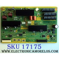 X-SUS / PANASONIC TXNSS1UJUUS / TNPA5765AB / TNPA5765 / TNPA5765AH / PANEL MC127FJ6A21 / MODELO TC-P50ST60