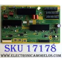 X-SUS / PANASONIC TXNSS1UJUUS / TNPA5765AH / TNPA5765 / TNPA5765AB / PANEL MC127FJ6A21 / MODELO TC-P50ST60