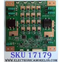 LED DRIVER / HISENSE MT5461D01-1-P-8 / E202404 / NPGN-150 / 3431300000317 / 3431300000317UCOC9G0A01Q600 / PANEL MT5461D01-1 / MODELO 55T880UW