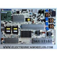 FUENTE DE PODER / LG EAY60803402 / YP47LPBD / 60803402 / PANEL LC470EUS (SC)(A1) / MODELOS 47LX6500 / 47LX6500-UB AUSWLUR / 47LX6500-UB AUSWLJR