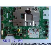 MAIN / LG OLED EBT65053201 / EAX67150604 (1.0) / 76EBT000-00R3 / EAX67150604(1.0) / PANEL LC550AQD (EK)(A4) / MODELO OLED55B7A-U BUSYLJR