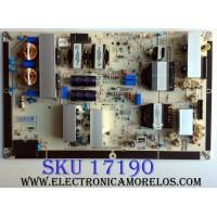 FUENTE DE PODER / LG OLED EAY64510701 / EAX67218501 (1.4) / 64510701 / LGP55B7-170P / EAX67218501(1.4) / PANEL LC550AQD (EK)(A4) / MODELO OLED55B7A-U BUSYLJR