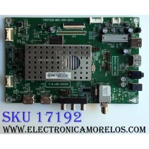 MAIN / BEST BUY / SHARP XECB0TK007 / 715G7228-M0C-000-004K / XECB0TK0070 / XECB0TK007020X / PANEL TPT500J1-HVN07.U REV:S600B / MODELO LC-50LB371U