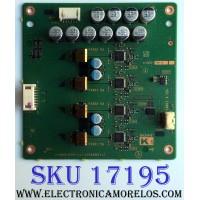 TARJETA K1 / SONY 4K 3D A-2031-746-A / 1-893-275-11 / 173499011 / 04EU08360B0T / E302988 / PANEL YD4S790LTG01 / MODELOS XBR-79X900B / XBR-55X900B / XBR-65X900B