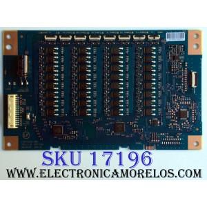 LED DRIVER / SONY 4K 3D 14ST032M-B01 / SYV793TE / 14ST032M-B01 REV:1.0 / SYV793 / SYV793TE1701015T1 / PANEL YD4S790LTG01 / MODELOS XBR-79X900B / XBR-55X900B / XBR-65X900B