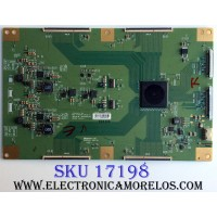 T-CON / SONY 4K 3D 6871L-3583B / 6870C-0466C / 3583B / E88441 / PANEL YD4S790LTG01 / MODELO XBR-79X900B
