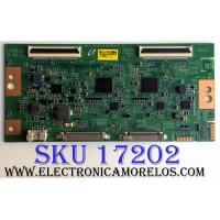 T-CON / SONY LJ94-40854K / 40854K / LMY550FF04-A / 18Y_SHU11A2H2A4V0.0 / PANEL / MODELO XBR-55X900F