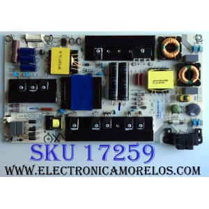 FUENTE DE PODER / BEST BUY / SHARP 204390 / RSAG7.820.7238/ROH / HLL-5260WB / CQC13134095636 / PANEL`S HD550K3U82-K1\S5\GM\XP\BBY\ROH / HD550K3U82-K1 / MODELO LC-55LBU591U