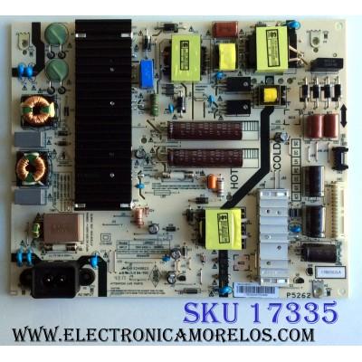 FUENTE DE PODER  LG / 55LU2-L901N / L6R021 /  17B0262LA  / 17B0262M / 168-L6R021-W0 J4 / 5835-L6R021-W000 / E249823 / CTI-600 / P5262 / PANEL´S SDL550WY (LD0-910) / LC550EGJ (SK)(A4) / MODELO 55UJ6200-UA CUSYLH