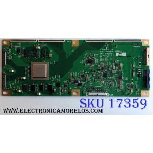 T-CON / LG 6871L-5027H / 6870C-0711C / LC650AQD-EKA1 / 5027H / PANEL LC650AQD (EK)(A1) / MODELOS OLED65C7P-U / OLED65C7P-U BUSYLJR