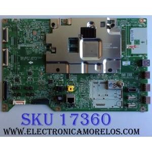 MAIN / LG OLED EBT64492804 / EAX67125703(1.1) / 7DEBT000-00C2 / EAX67125703 / PANEL LC650AQD (EK)(A1) / MODELOS OLED65C7P-U / OLED65C7P-U BUSYLJR