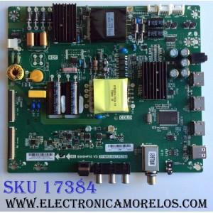 MAIN / FUENTE (COMBO) / INSIGNIA 55.50S12.2E6 / S500HF53 VD / 5550S122E67 / B17031024 / 20170110 / TP.MS3393T.PC792 / SC-SY17031024  / PANEL 96.50S12.D01 / MODELO NS-50D510NA17