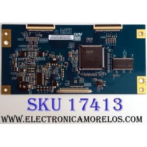 T-CON / LG 55.31T03.163 / 5531T03163 / T260XW02 V7 / T315XW02 VD / 06A63-11 / PANEL T315XW02 V.D / MODELOS 32LC5DC-UA AUSTLJR / 32LC7D-UK AUSTLJM / 32PFL5322D / 37 / X32BV-NAGA +