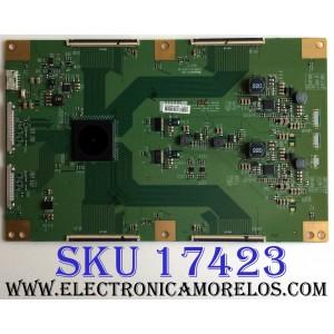 T-CON / SONY 6871L-3605E / 3605E / 6870C-0466C / PANEL SYV6535 / MODELO XBR-65X800B