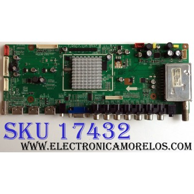 MAIN / GPX 1071009 / T.RSC7.11A 9537 / 107100900785H03572 / 3124755 / T.RSC7.11A.9537 / PANEL LTA320AP02-W37 / MODELOS TD3220B / TD3220BRS
