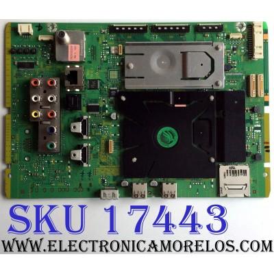 MAIN / PANASONIC TXN/A1PEUUS / TNPH0912 / TXN / A1PEUUS / PANEL MC106FU1431 / MODELO TC-P42ST30