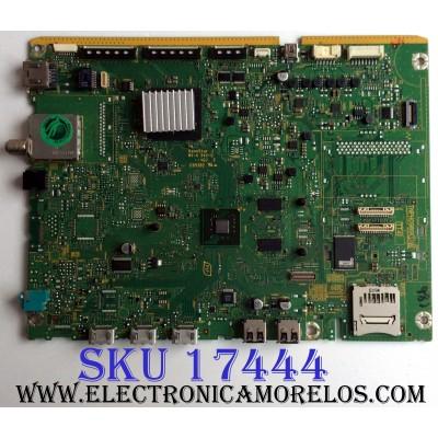 MAIN / PANASONIC TXN/A1RFUUS / TNPH0989UA / TNPH0989 / TXN / A1RFUUS / PANEL MC127FJ1531 / MODELO TC-P50ST50