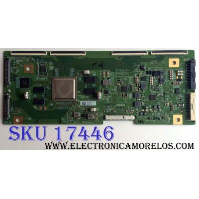 T-CON / LG OLED 6871L-5730B / 6870C-0745B / LE650AQD-ELA1-Y31 / 5730B / PANEL LE650AQD (EL)(A3) / MODELOS OLED65C8PUA / OLED65C8PUA BUSJWLJR