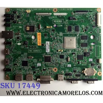 MAIN / LG EBT63495701 / EAX66112003 / 62810401 / 678MXM1V-0007 / EAX66112003(1.0) / MODELO 42LS75A-5BB / 42LS75A-5BB AUSNLJM