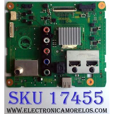 MAIN / PANASONIC TXN/A1YPUUS / TNP4G565UB / TNP4G565 / TXN / A1YPUUS / MODELO TC-39A400U