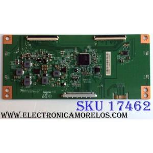 T-CON / LG EACDJ6E10 / E88441 / A3QV94SAT381700ZE00001 / PANEL NC500DQE-VXGX3 / MODELOS 50UK6300PUE BUSJLOR / 50UK6300PUE /  50UK6300BUB