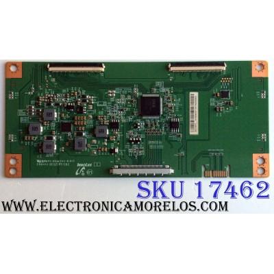 T-CON / LG EACDJ6E10 / E88441 / A3QV94SAT381700ZE00001 / PANEL NC500DQE-VXGX3 / MODELOS 50UK6300PUE BUSJLOR / 50UK6300PUE