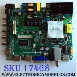 MAIN / FUENTE (COMBO) ELEMENT K17020392 / TP.MS3393.PB801 / E17026-2-SY / 890-M00-06NC6 / LE-50GV350-D3 / PANEL T500-V35-DLED / MODELOS ELEFW5017 LE-50GV350-D3 / ELEFW5017 C7A4M0A0S