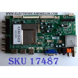 MAIN / PIONEER 510-1281030 / E214887 / 085H / 460368 / 510-12810305 / M24-G32603/7/8 / 8C7U008Q460M001 / PANEL HV460WU2-200 / MODELO PLE-4602FHD